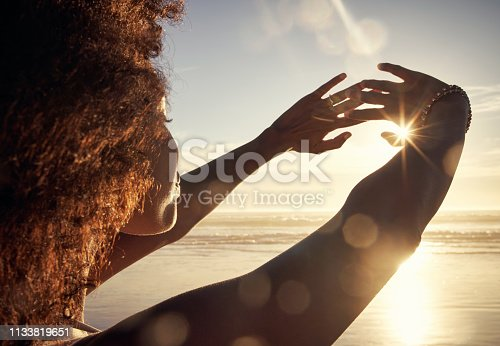 istock The ocean breeze brings a life of ease 1133819651