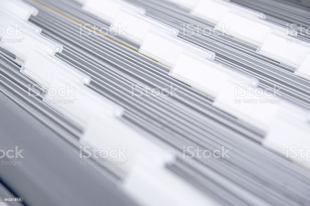 The Office Series royalty-free stock photo