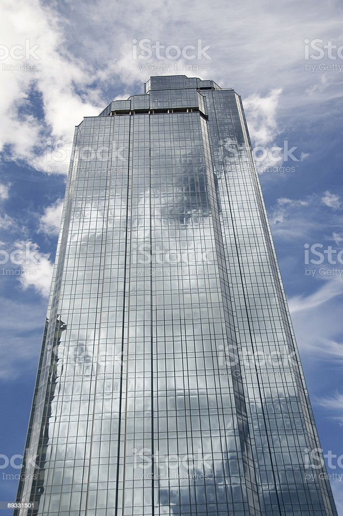The Office Tower stock photo