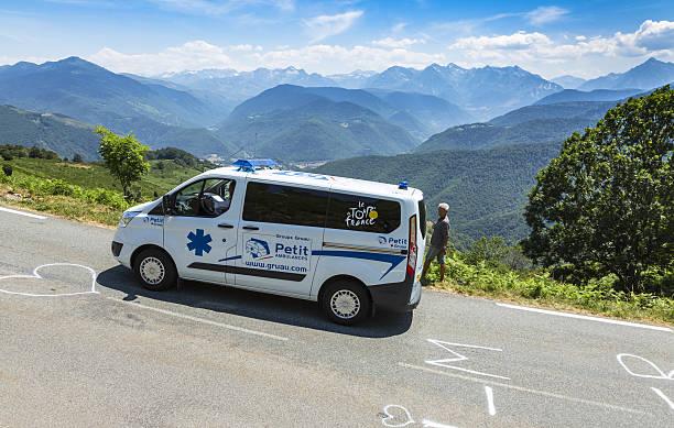 The Official Ambulance - Tour de France 2015 - Photo