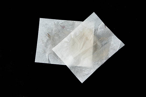 The Oil Remover Paper, Facial tissue ,oil clear sheet Oil Remover Paper, Facial tissue, Help absorb the oil on the surface during the day. blotter stock pictures, royalty-free photos & images
