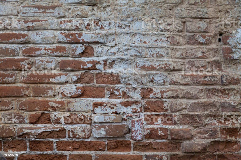 the old brick wall texture background stone royalty-free stock photo