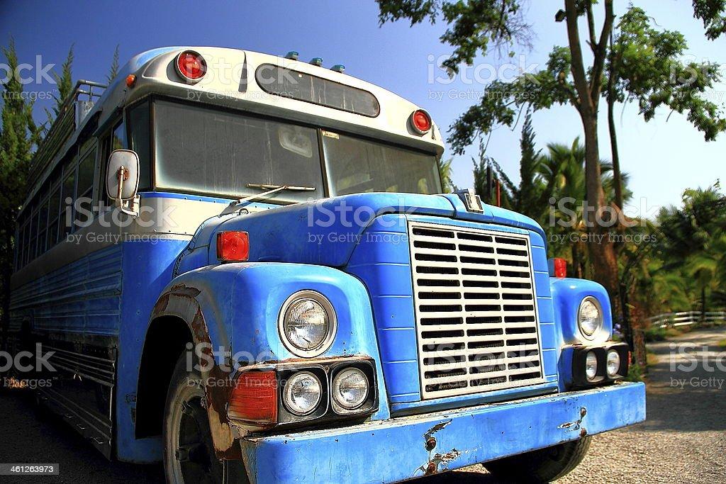 Stary Autobus – zdjęcie