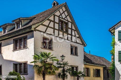 istock The old city of Rapperswil, Sankt Gallen, Switzerland 1047108944