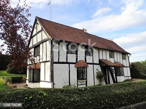 istock The Old Cottage, Latimer 1058756286