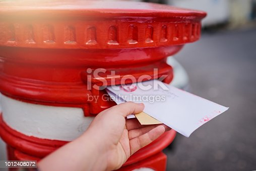 istock The old fashioned way of messaging 1012408072