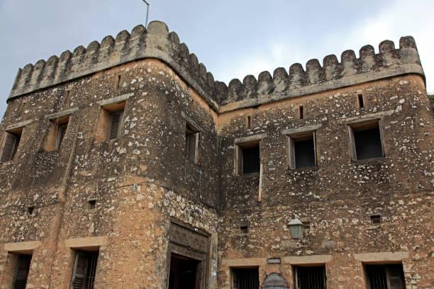 Die alte Festung, Stone Town, Sansibar, Tansania – Foto