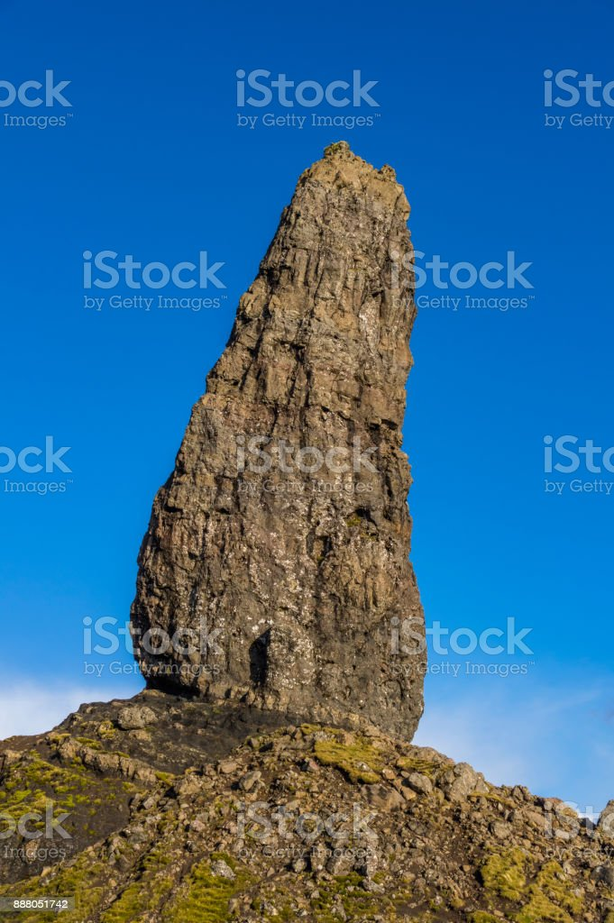 Storr yaşlı adam royalty-free stock photo