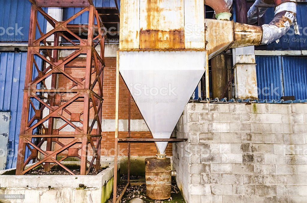 The old mill II. royalty-free stock photo