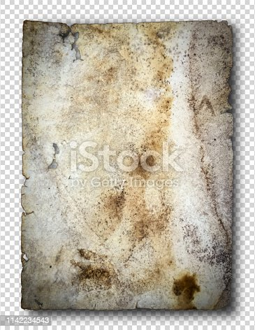 182216417 istock photo The old paper abstract background. 1142234543