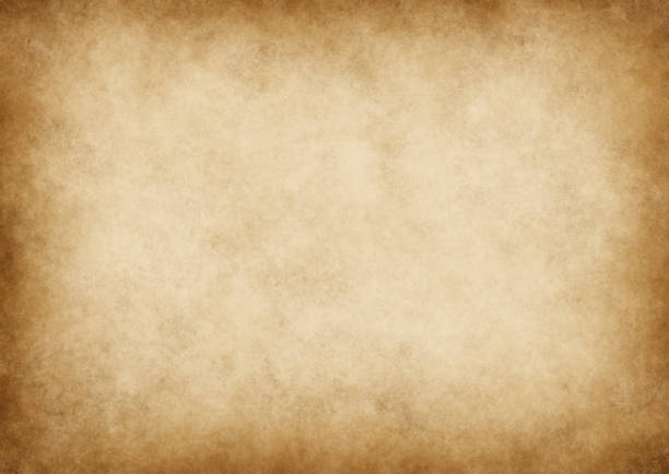 오래 된 종이 - 빛바랜 뉴스 사진 이미지