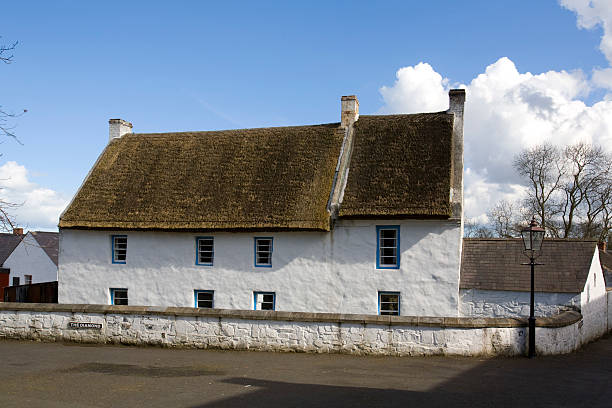 The Old Rectory  folk music stock pictures, royalty-free photos & images