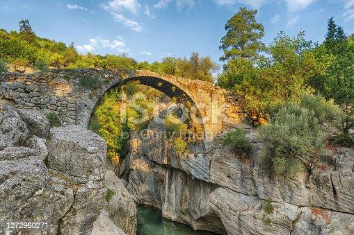 Koprulu Canyon, Manavgat, Antalya, Turkey