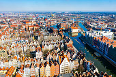 istock The Old Town of Gdansk 1146858485