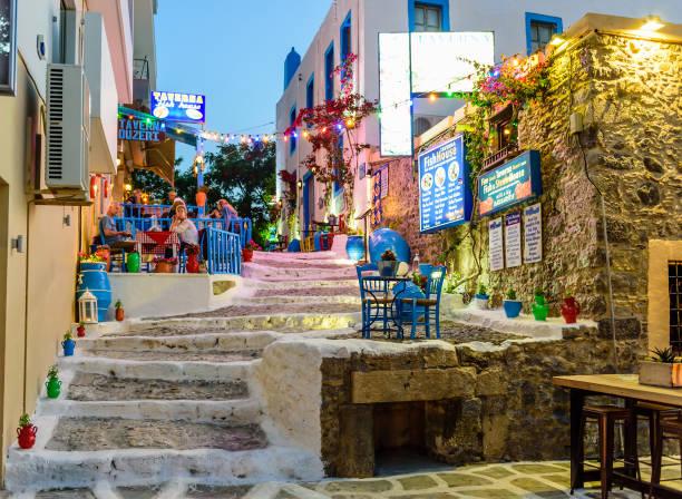 die alte Stadt Kos – Foto