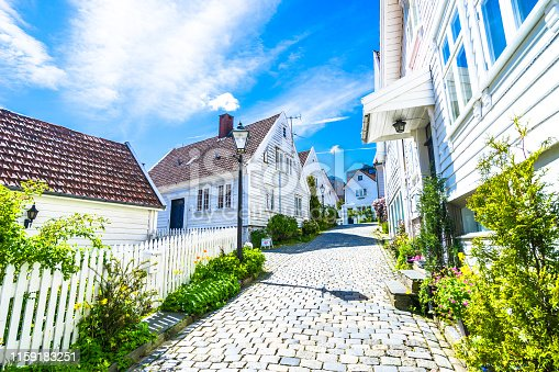 Europe, Norway, Scandinavia, Stavanger, Architecture