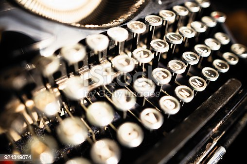 902516954istockphoto The old Typewriter 924349074