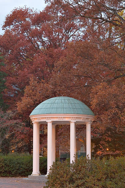 Old Well of North Carolina in Chapel Hill – Foto