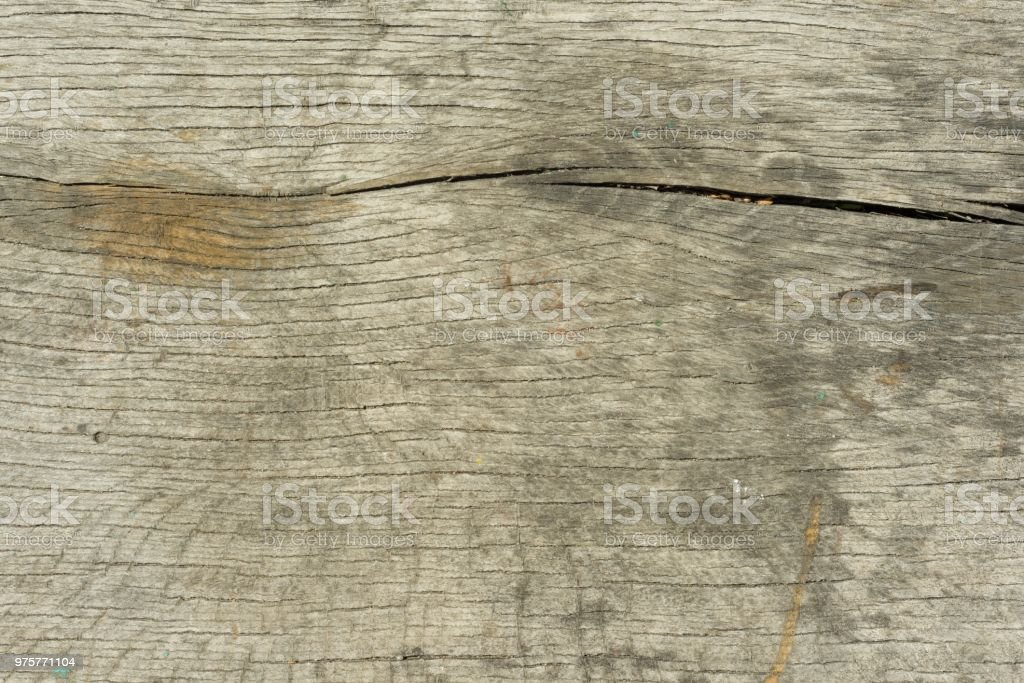 Die alten Holzstruktur mit natürlichen Muster mit gerissenen Farbe, Hintergrund - Lizenzfrei Abstrakt Stock-Foto