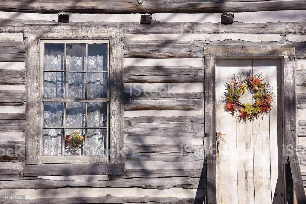 The Oldest House In Antigo Stock Photo - Download Image Now