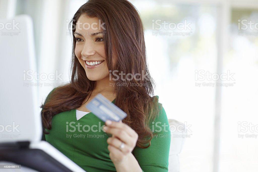 The online consumer stock photo