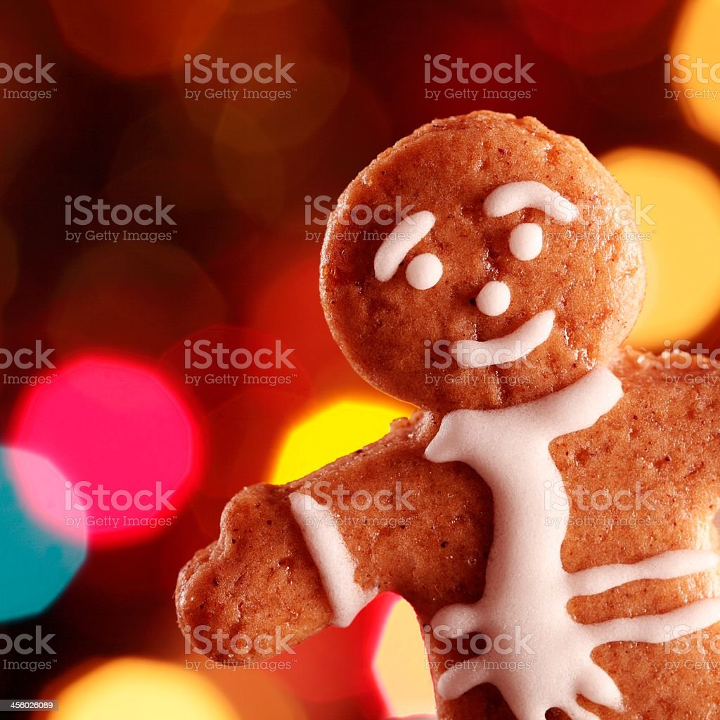 The only thing that could have a good taste is gingerbread royalty-free stock photo