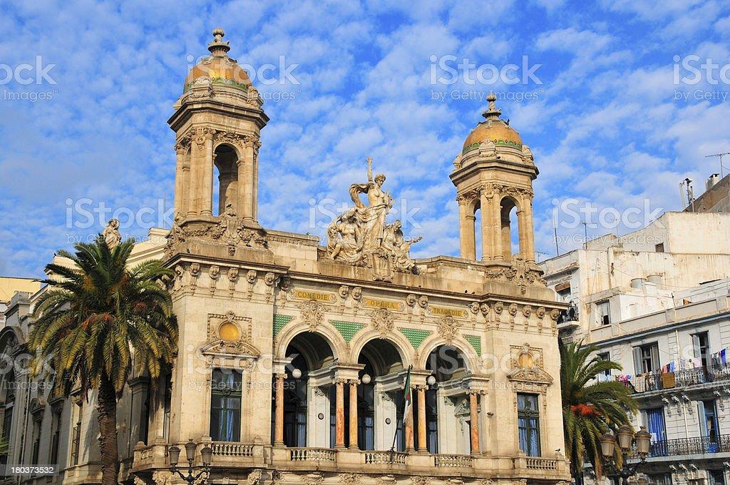 L'Opera house – à Oran, en Algérie - Photo