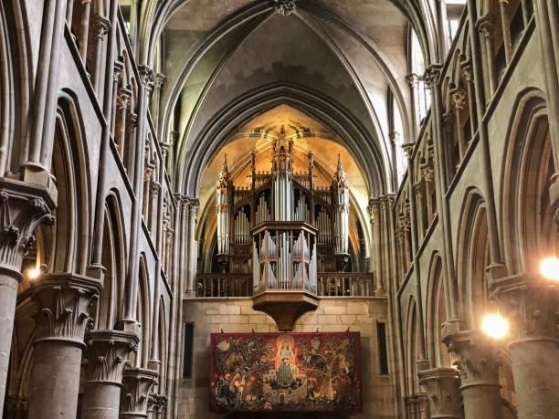Die Orgel in Notre-Dame de Dijon – Foto