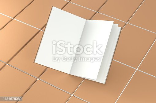 621728016istockphoto The organized hard cover notebooks, 3d rendering. 1154675032