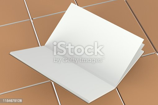 621728016istockphoto The organized hard cover notebooks, 3d rendering. 1154675128