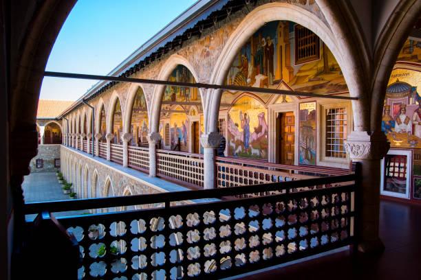 the orthodox art cyprus - cyprus стоковые фото и изображения