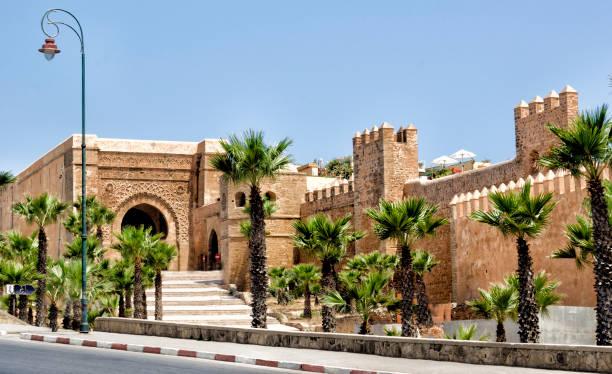 oudayas 1 - kasbah bildbanksfoton och bilder
