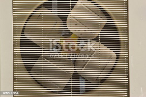 istock The outdoor unit heat pump, air 185596954