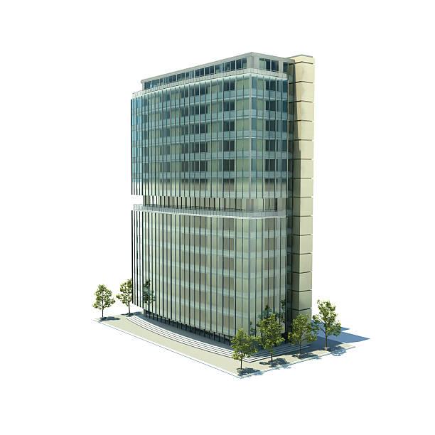 Moderne Bürogebäude – Foto