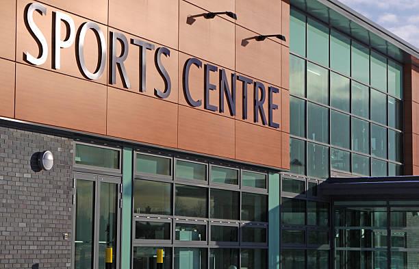 sports centro de - comodidades para lazer - fotografias e filmes do acervo