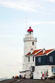 istock The Paard van Marken Lighthouse 517323457