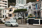 istock The Painted Ladies houses in Wellington 1300470059