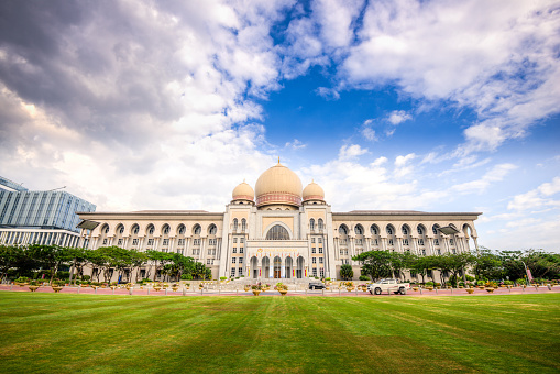 The Palace of Justice in Putrajaya