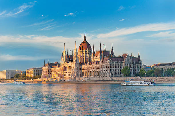 the parliament in budapest - 布達佩斯 個照片及圖片檔