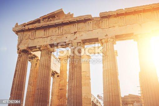 istock The Parthenon in Athens 471262064