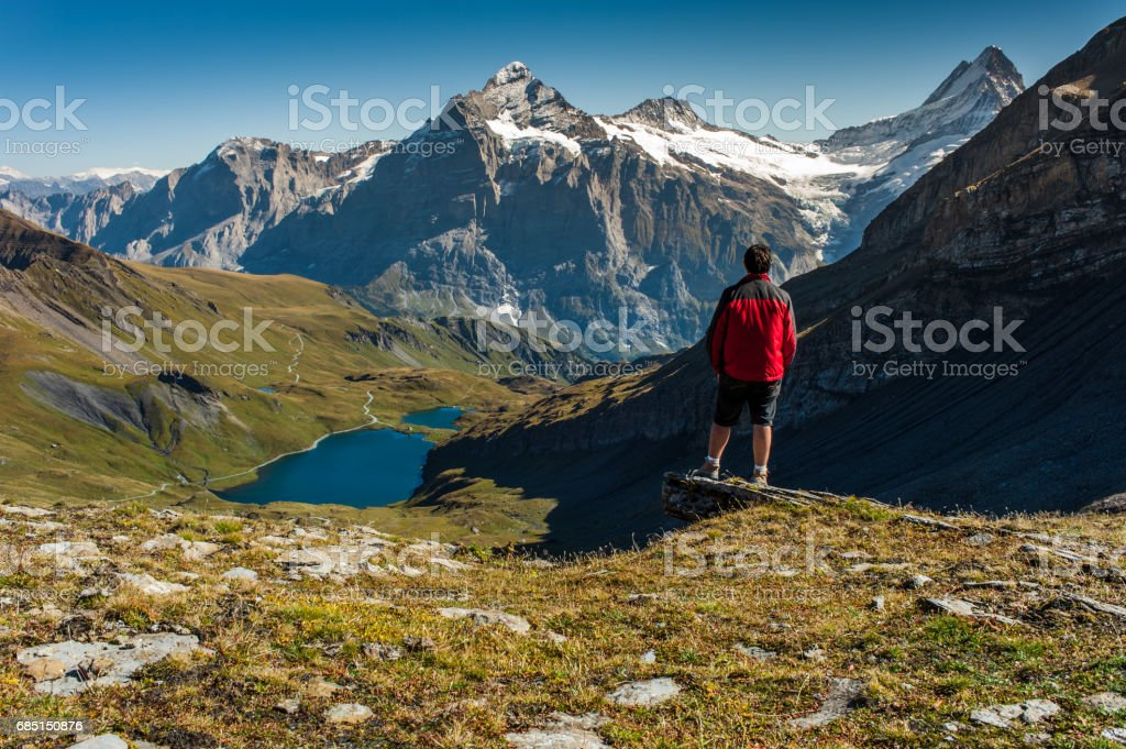 the path one goes royalty-free stock photo