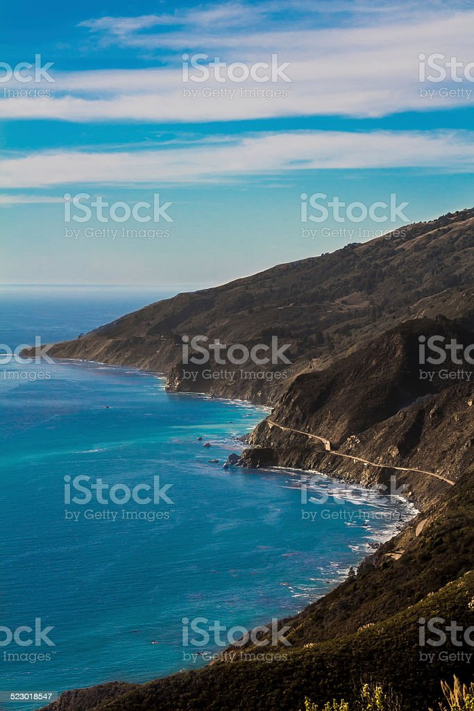 The PCH stock photo