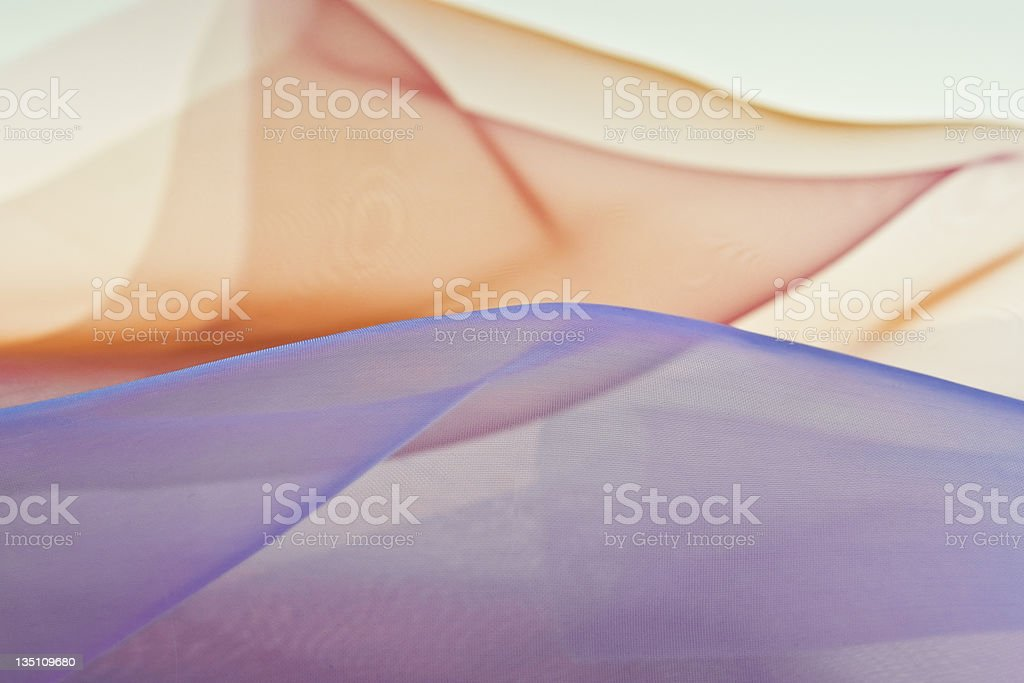 The perfect color contrast stock photo