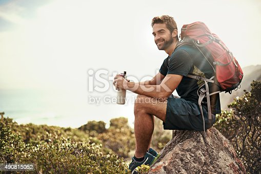 istock The perfect day to be out in nature... 490815052