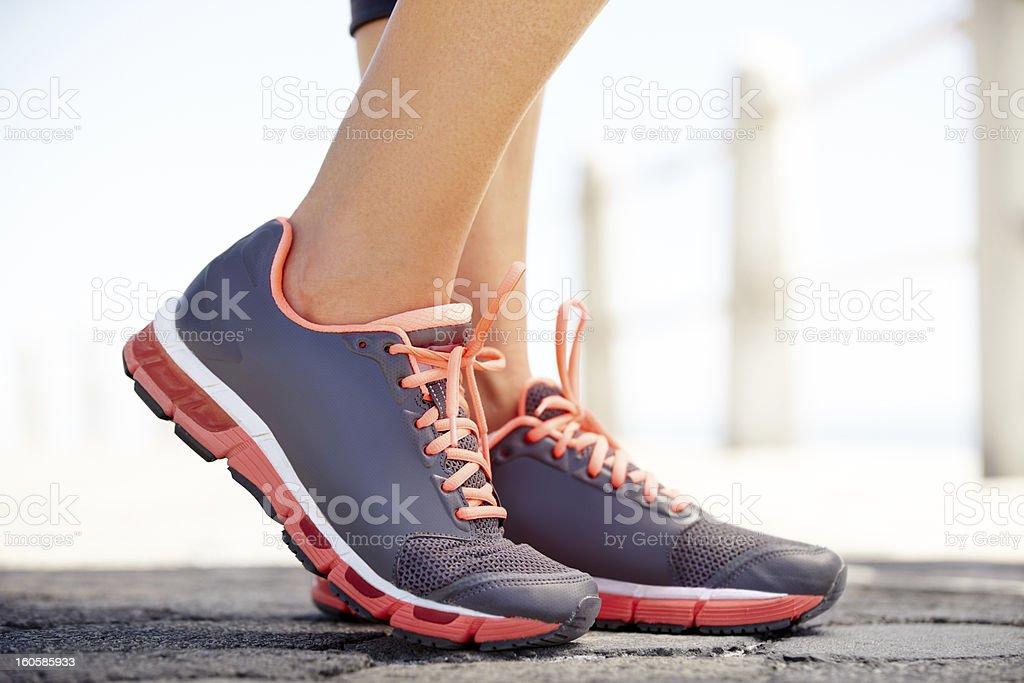Die perfekten Laufschuhe – Foto