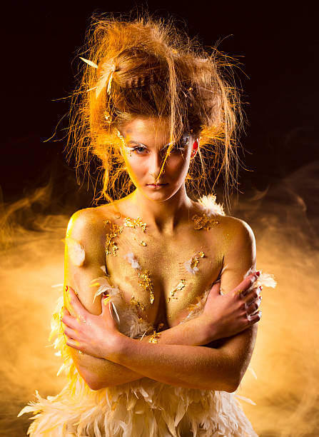 La chica de Phoenix - foto de stock