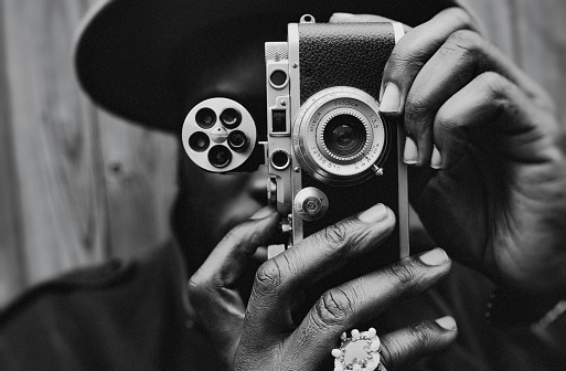 Camera, old, dark, art, close-up, fine art portrait, fun, outdoors, passion, photography themes,