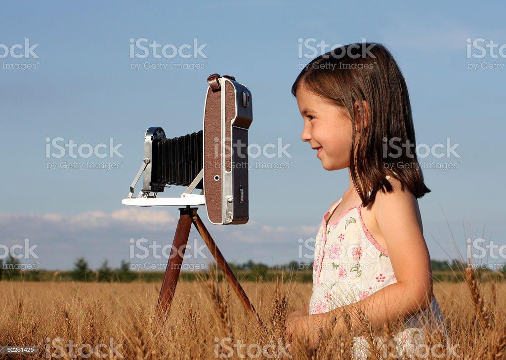The photographer royalty-free stock photo
