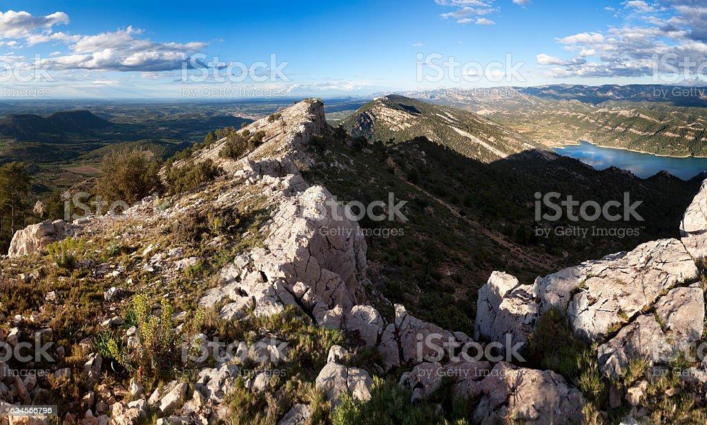 La Picosa stock photo
