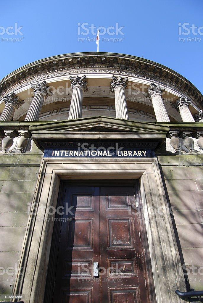 The Picton Library stock photo
